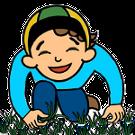 草むしり 作業員