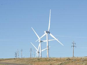 風力発電所について