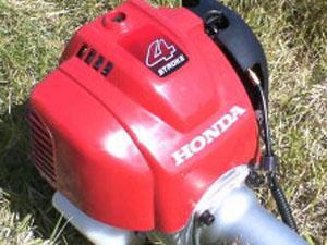 草刈り機のエンジンについて